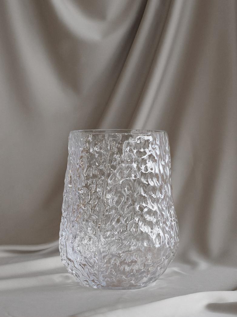 Shui Vase - Clear