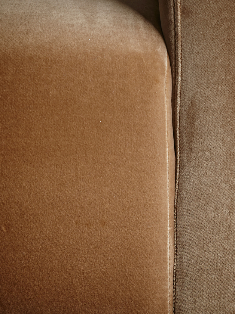 Donald Armchair - Light Brown