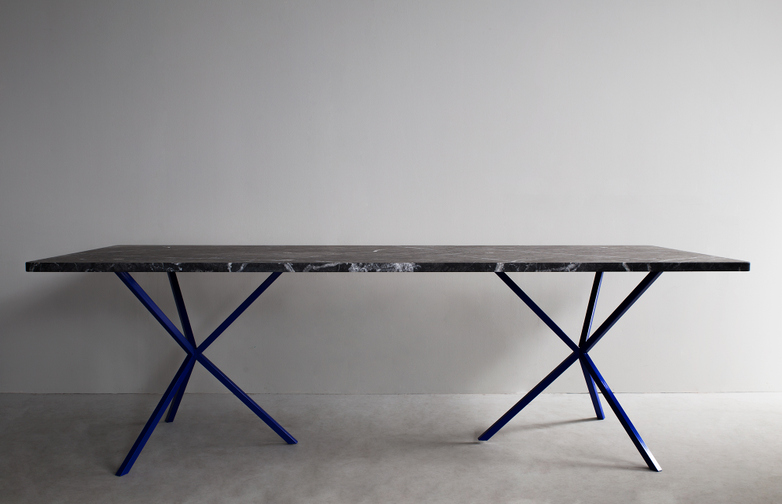 Rectangular Table Klein Blue Artilleriet Exclusive