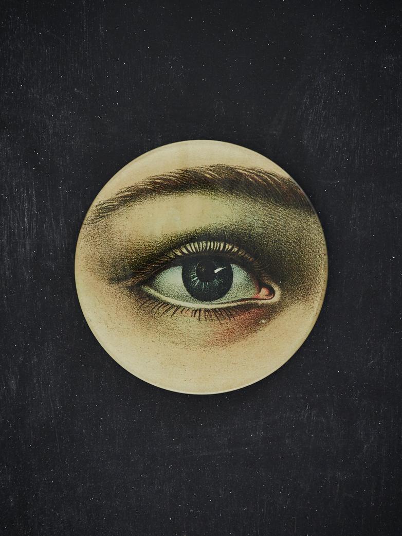 Left Eye Plate