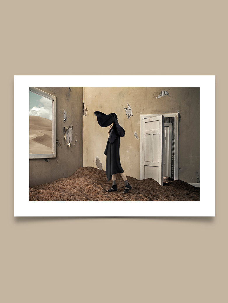 Imagining Kolmanskop - 50x70 cm