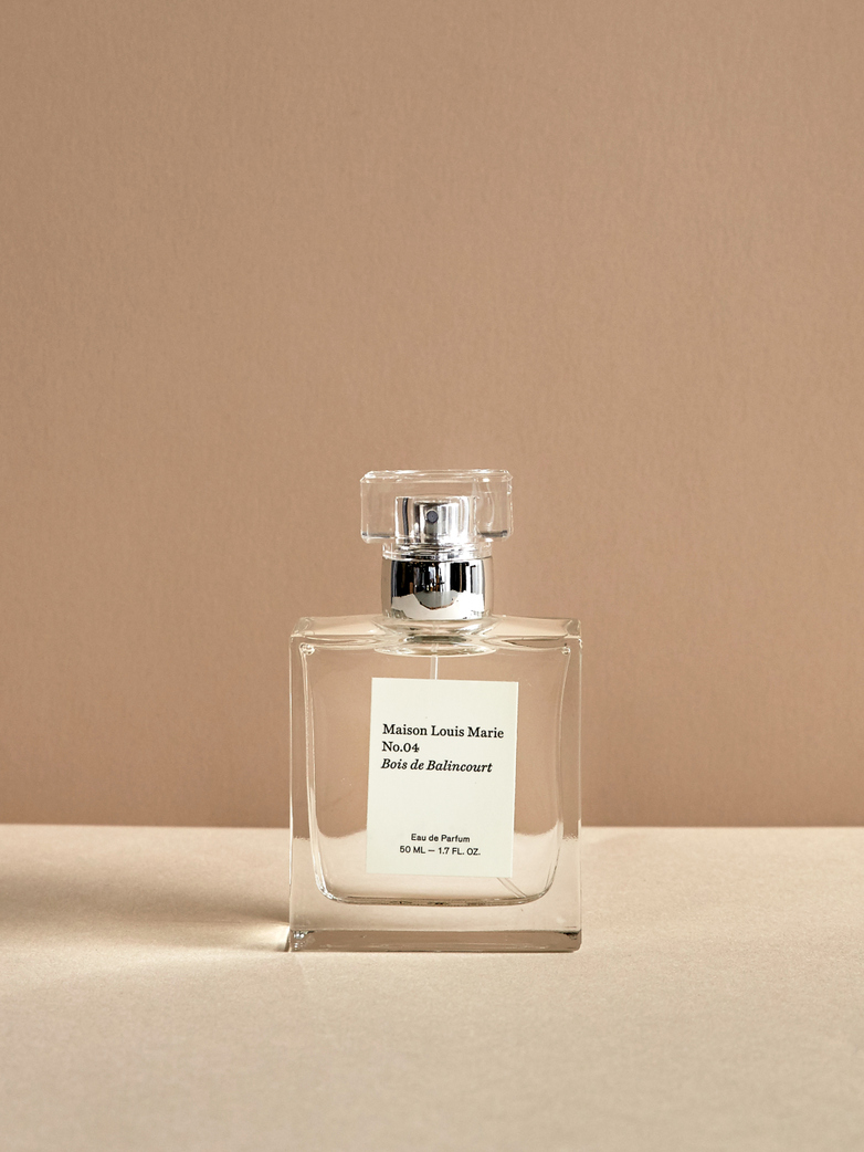 Eau de Parfume No.4 Bois de Balincourt