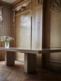 Kyoto Dining Table – 300 x 100 – Glossy Mocha