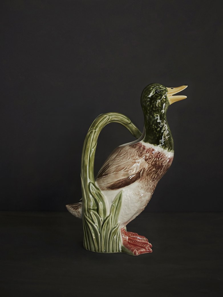 Pitcher Duck