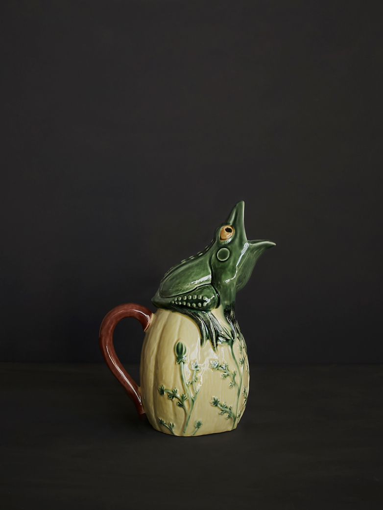 Pitcher Frog
