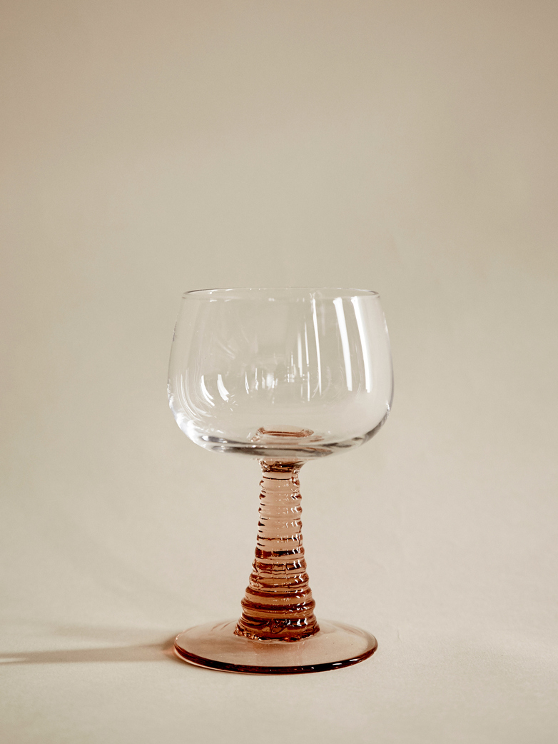 Swirl Wine Glass
