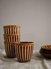 Kyoto Striped Mug