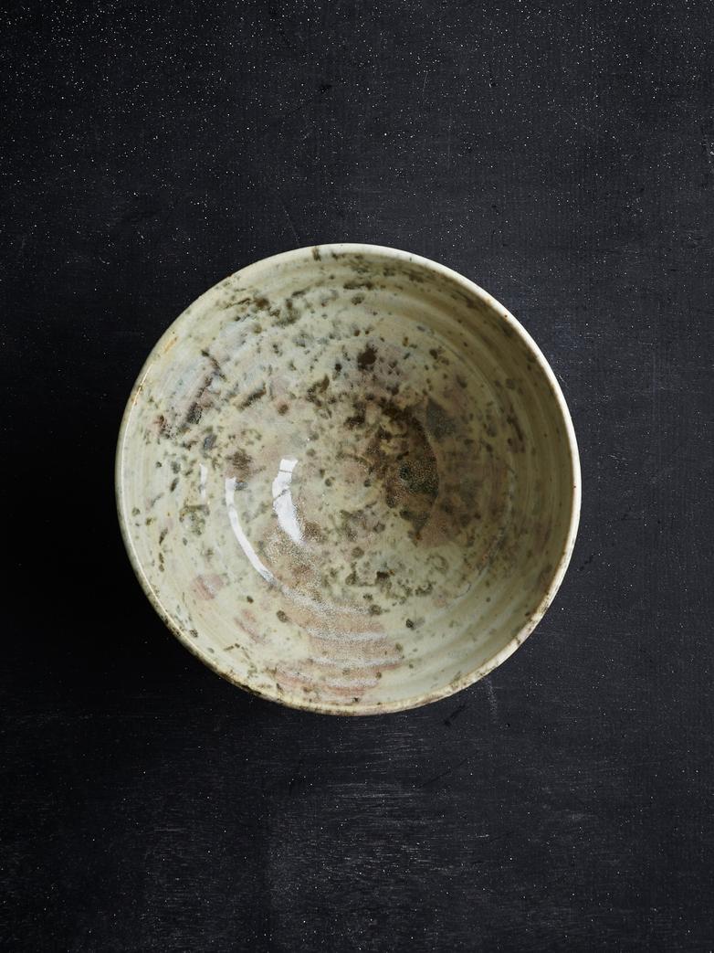 Japanese Bowl Brown