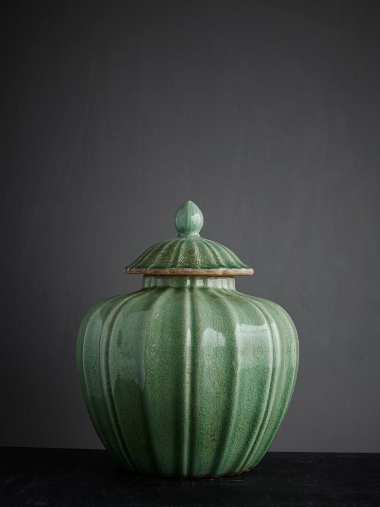 Jar Flute Celadon