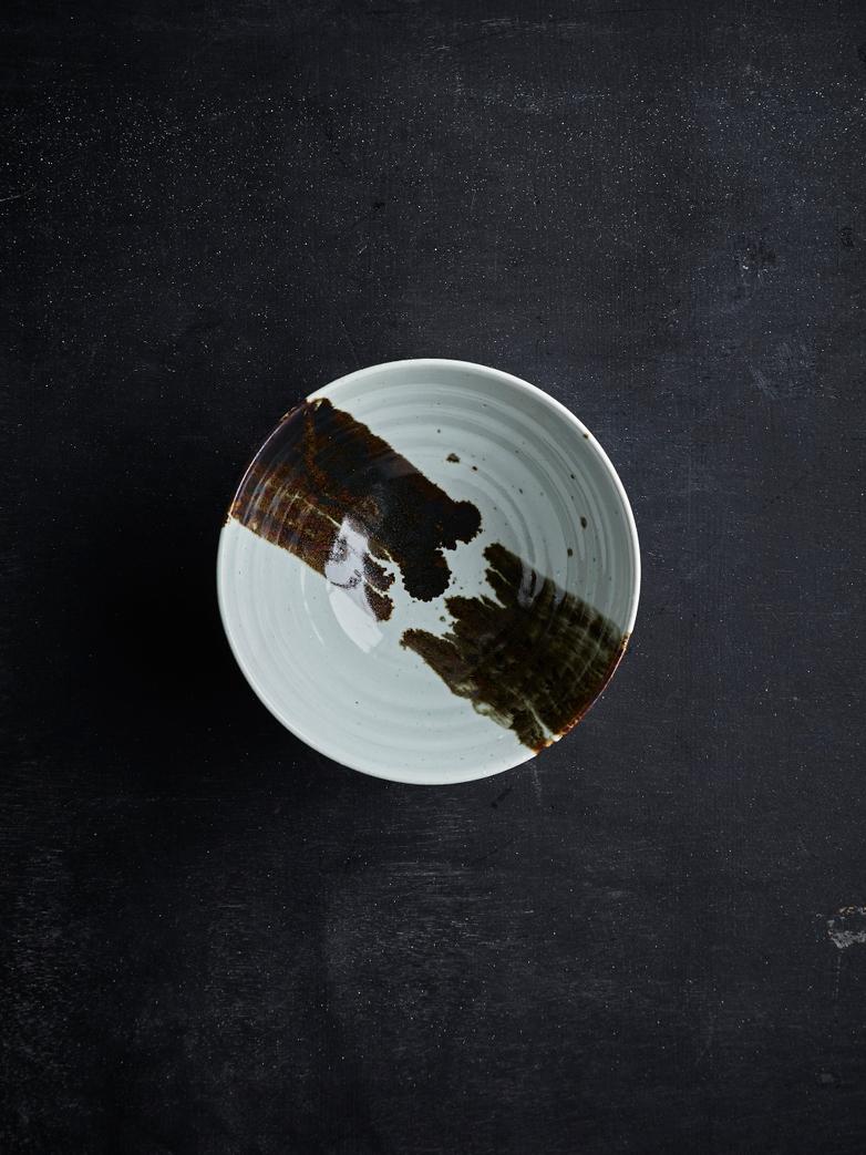Bowl Artisane Glazed Reactive
