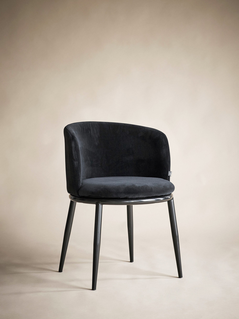 Filmore Dining Chair – Black