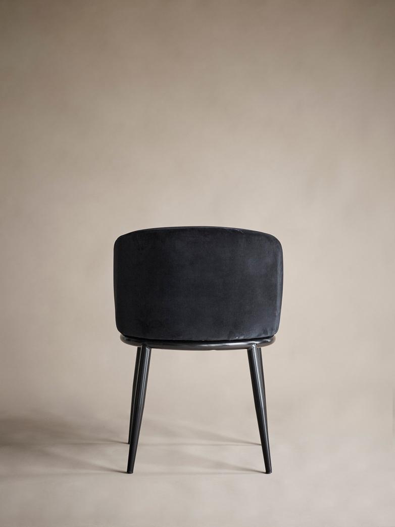 Filmore Dining Chair – Black