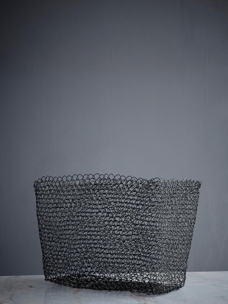 Kiyo Wire Lace Paperholder