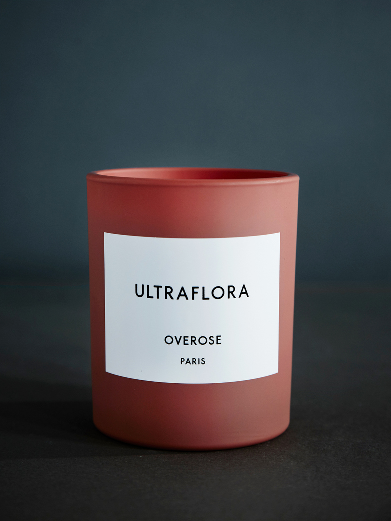 Scented Candle Ultraflora