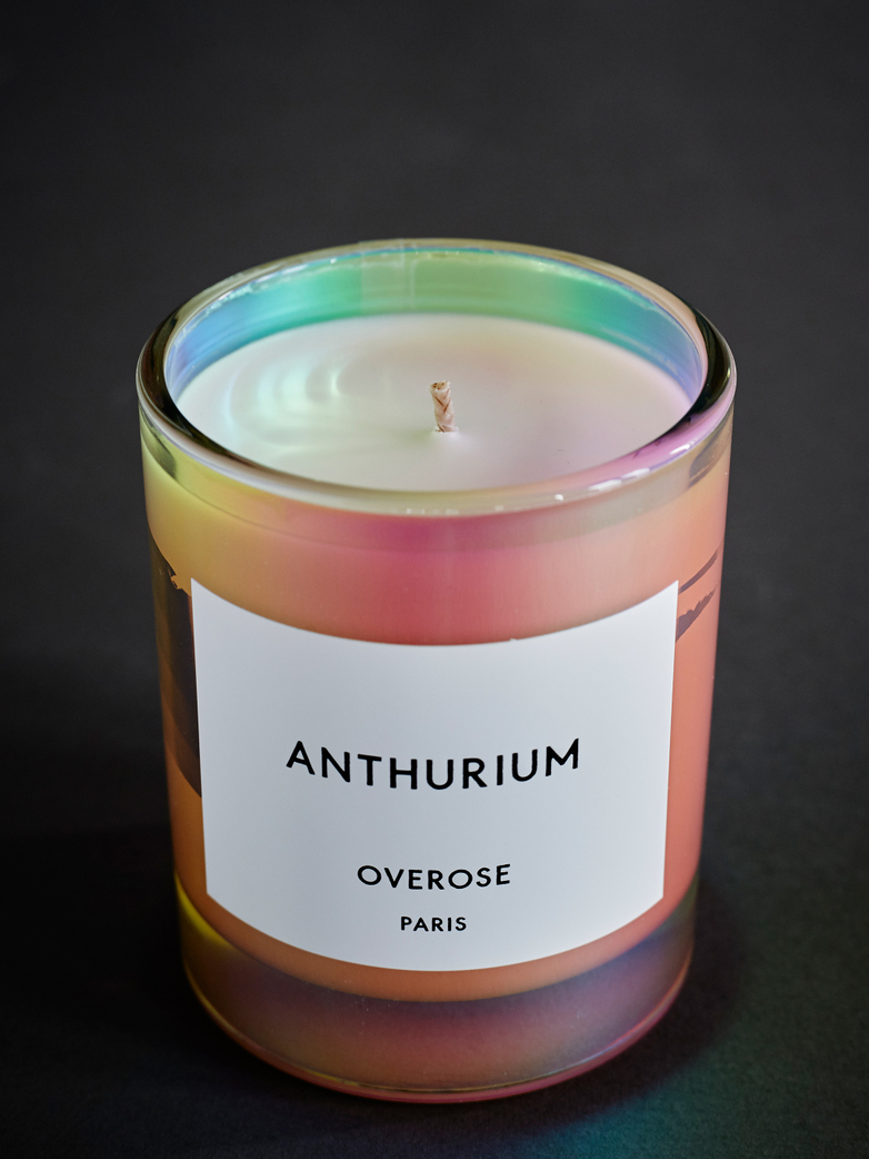 Scented Candle Holo Anthurium