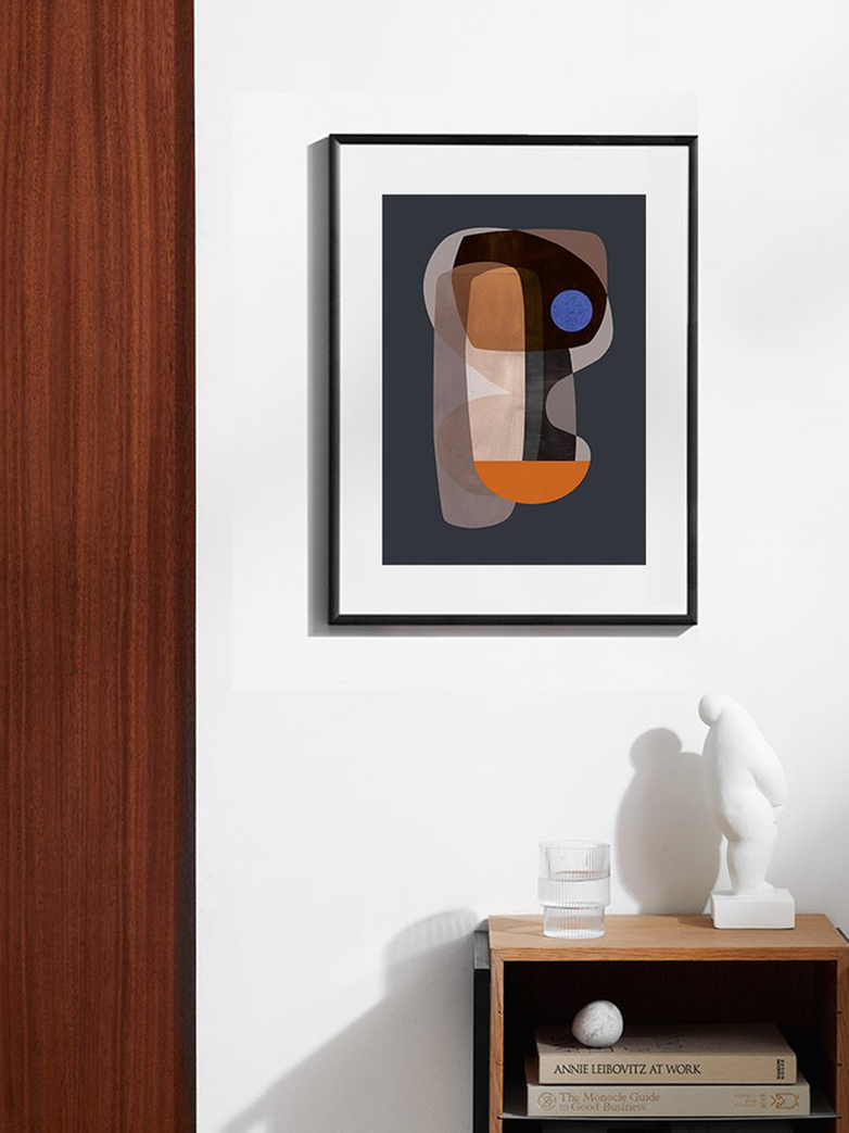Abstract Cubism – 50 x 70