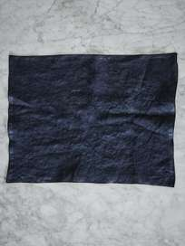 Place Mat Washed Linen - Encre