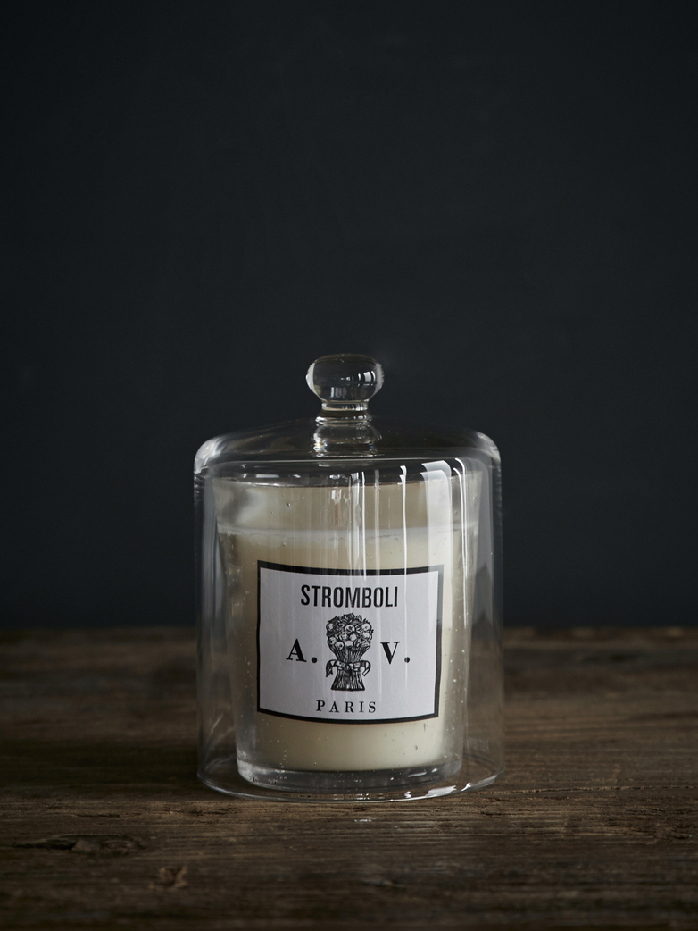 Stromboli Scented Candle
