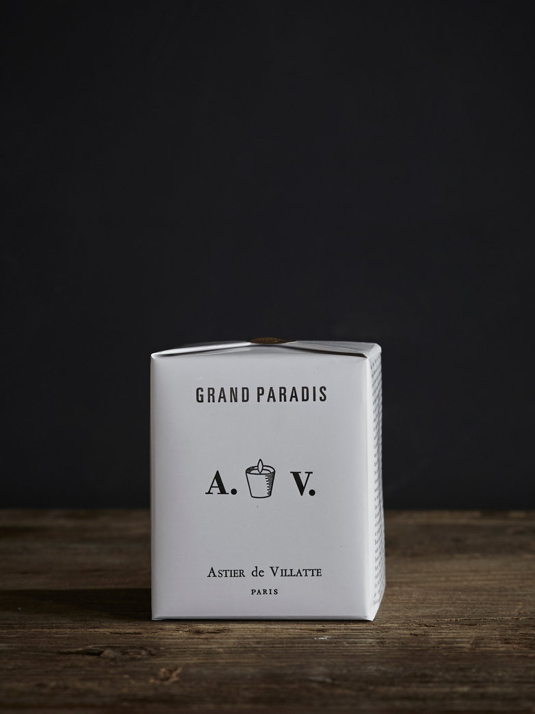 Scented Candle Grand Paradis