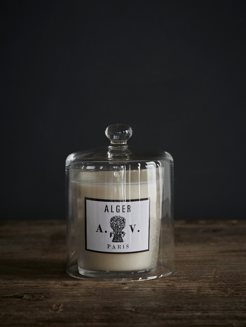 Alger Scented Candle