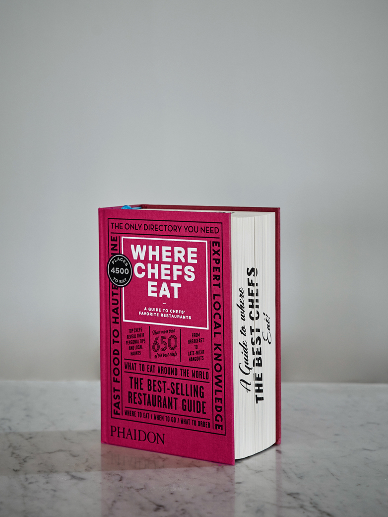 Where Chefs Eat - Third Version
