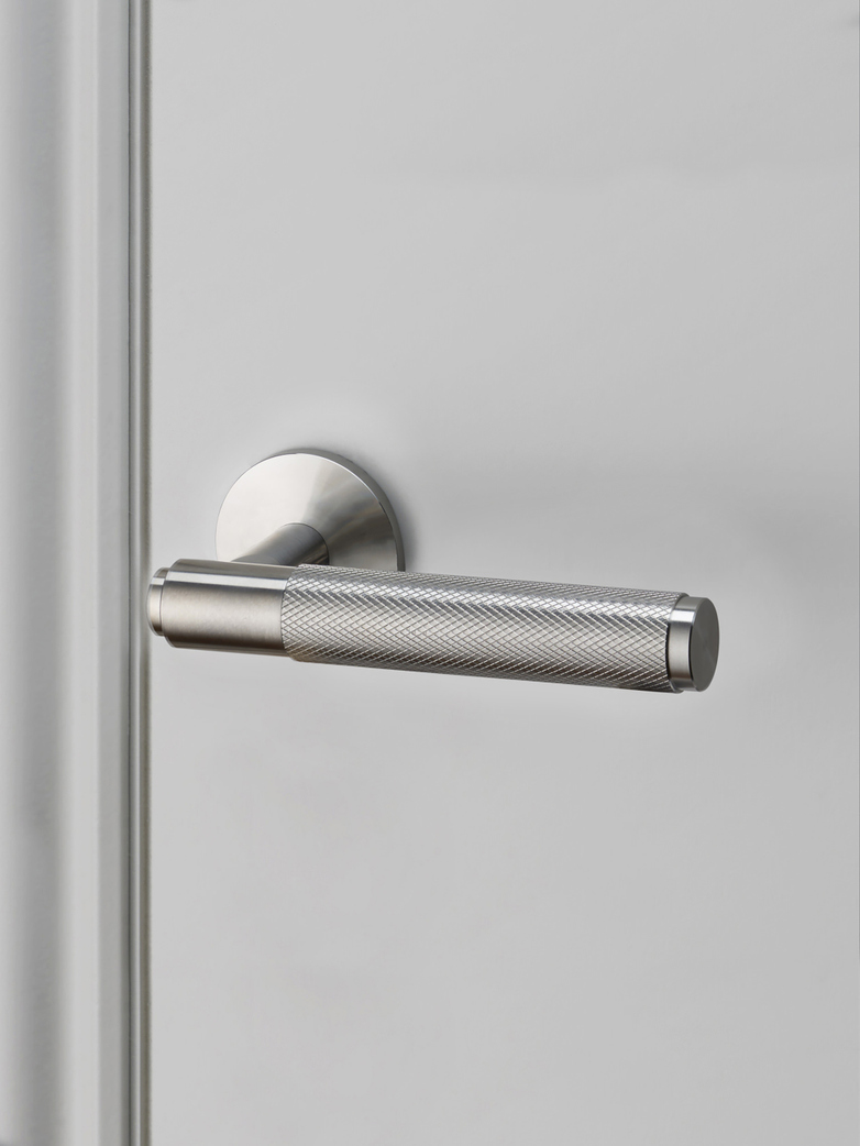 Door Lever Handle 30 mm - Steel