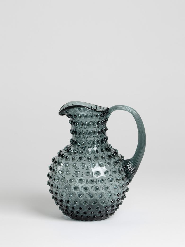 Linné Carafe Blue Smoke