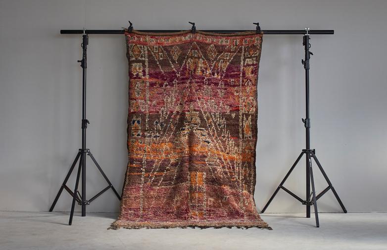 Boujad - 150x255 cm