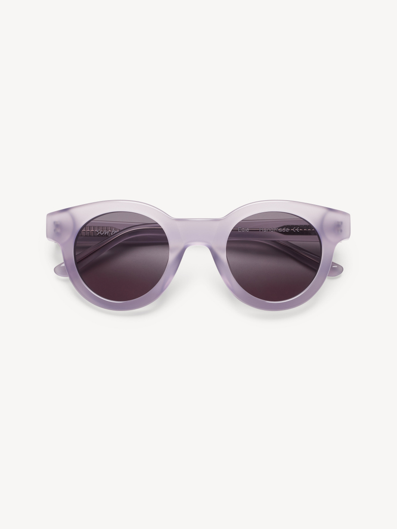 Sunglasses Edie - Milky Shy Lavender