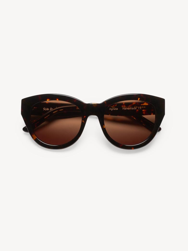 Sun Buddies - Sunglasses Agnete - Tortoise