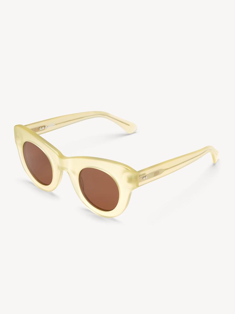 Sunglasses Uma - Milky Citrus