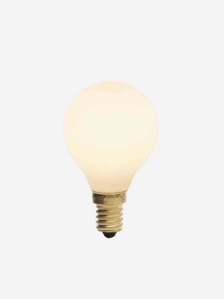 Porcelain I - LED Bulb E14