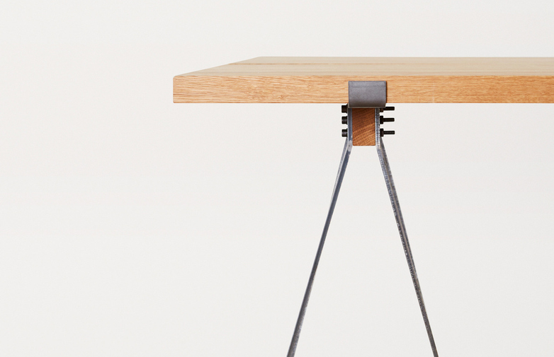 F56 Trestle Table
