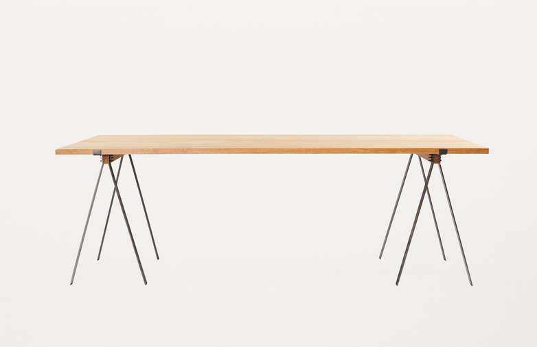 F56 Trestle Table