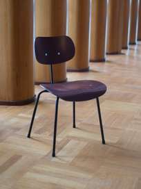 Dining Chair SE68 - Aubergine