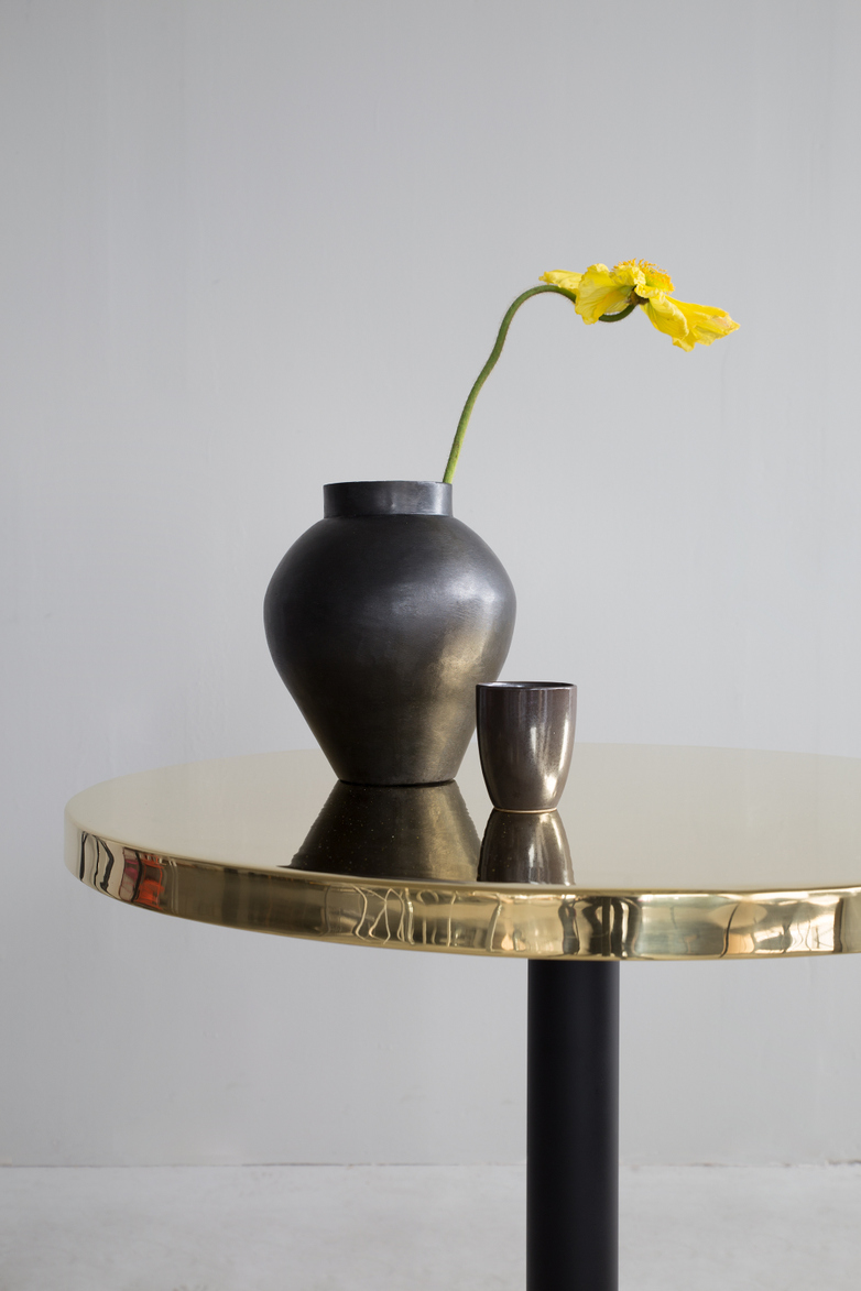 Brass 46 Table