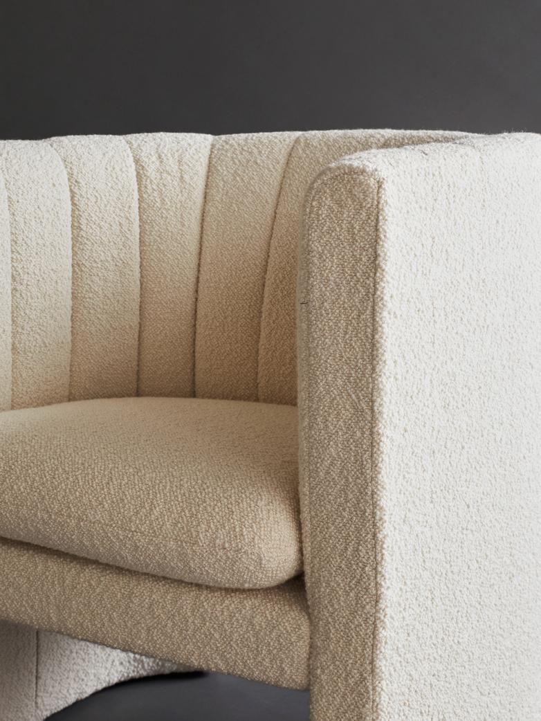Loafer Lounge Chair SC23 - Karakorum