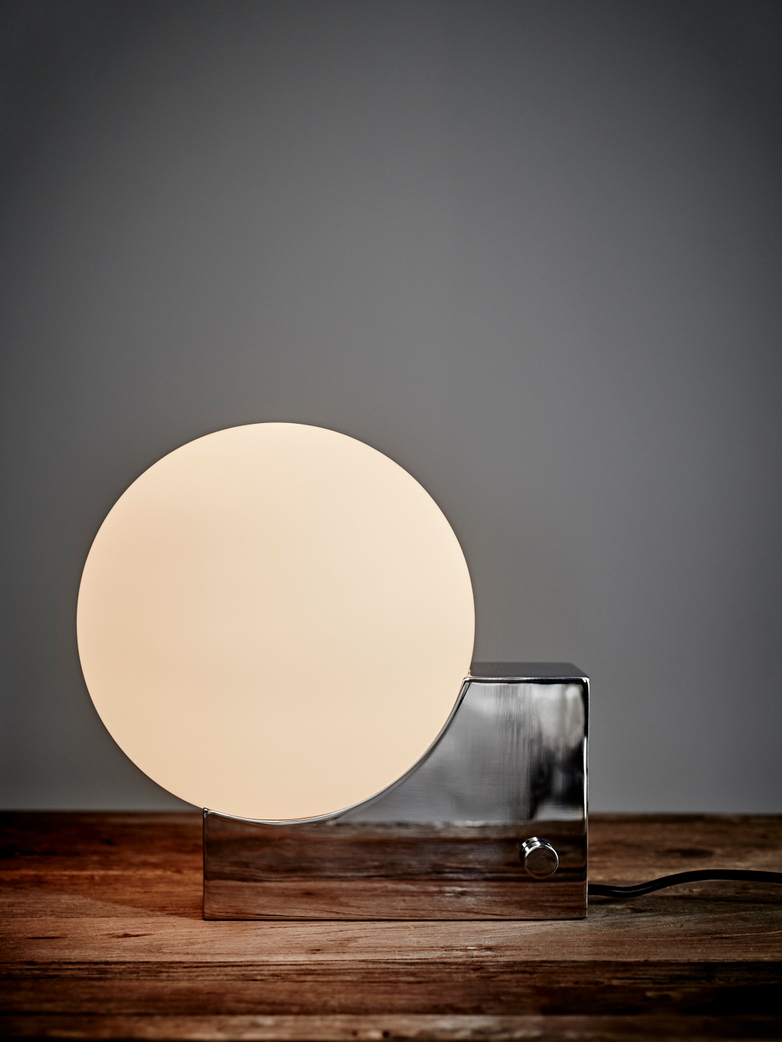 Journey Table And Wall Lamp