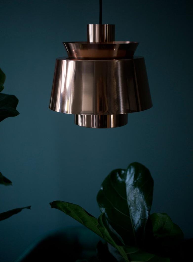 Utzon Pendant – Brass
