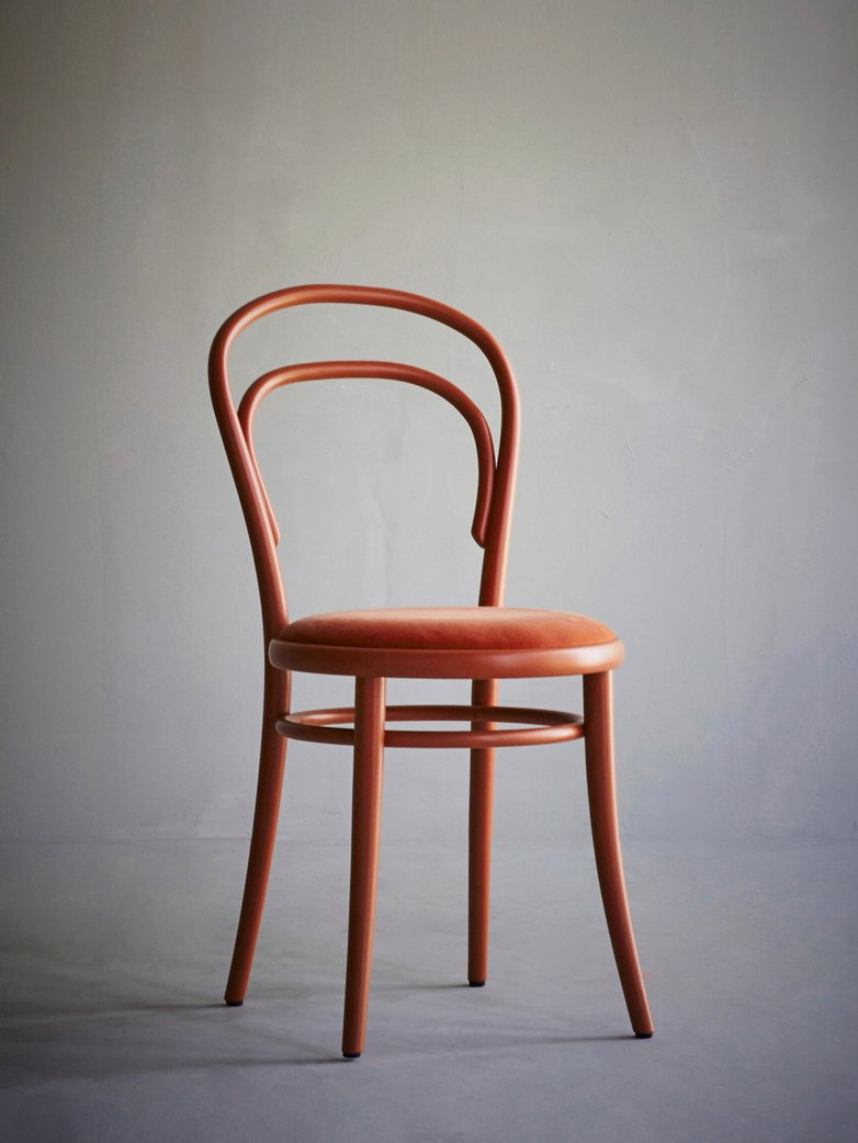 Artilleriet Exclusive – Chair No 14 – Coral – Velvet