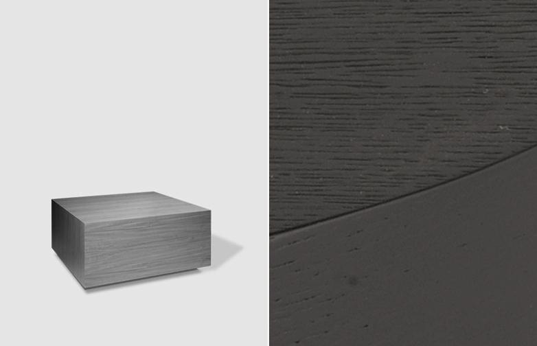 Boxed Sofa Table – 75 x 75 – Oak Wengue