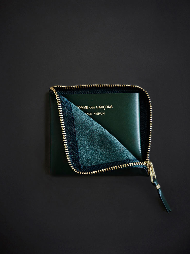 Wallet SA3100 - Classic - Bottle Green