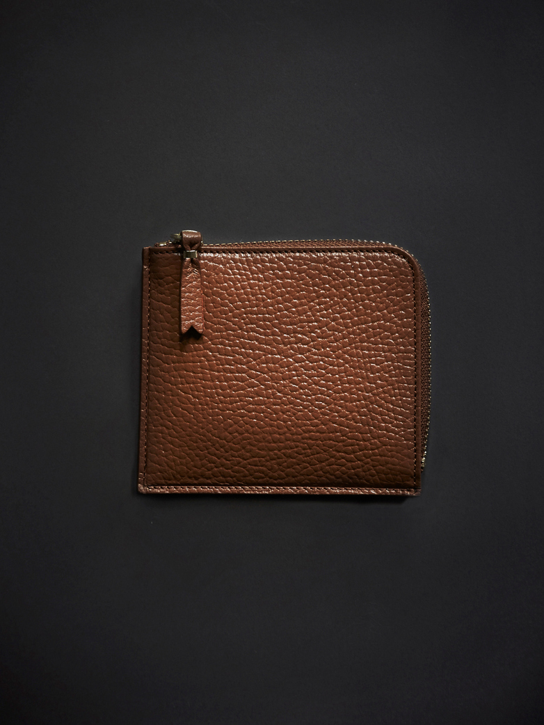 Classic Zip Wallet Colour Inside - Orange