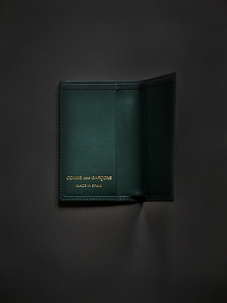 Wallet SA6400 - Classic - Bottle Green