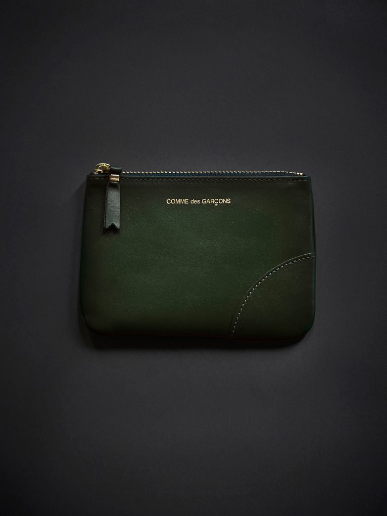 Wallet SA8100 - Classic - Bottle Green
