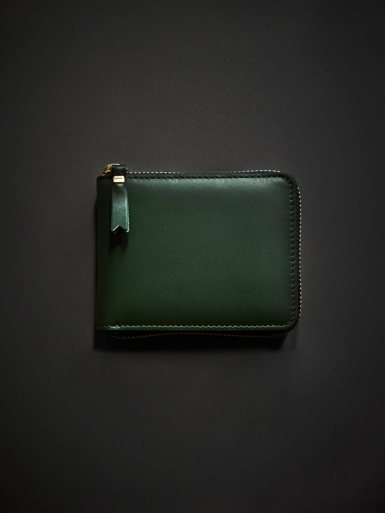 Classic Wallet Bottle Green