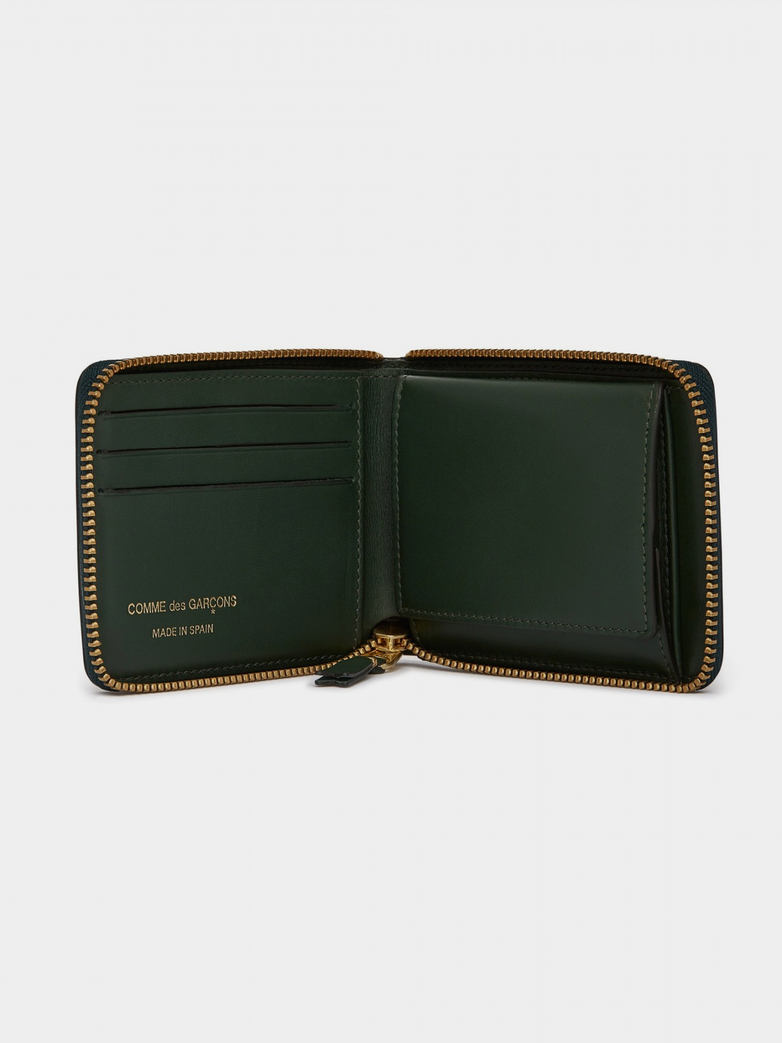 Wallet SA7100 - Classic - Bottle Green
