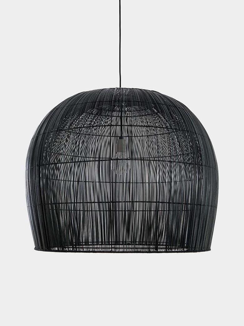 Buri Bell Large Black