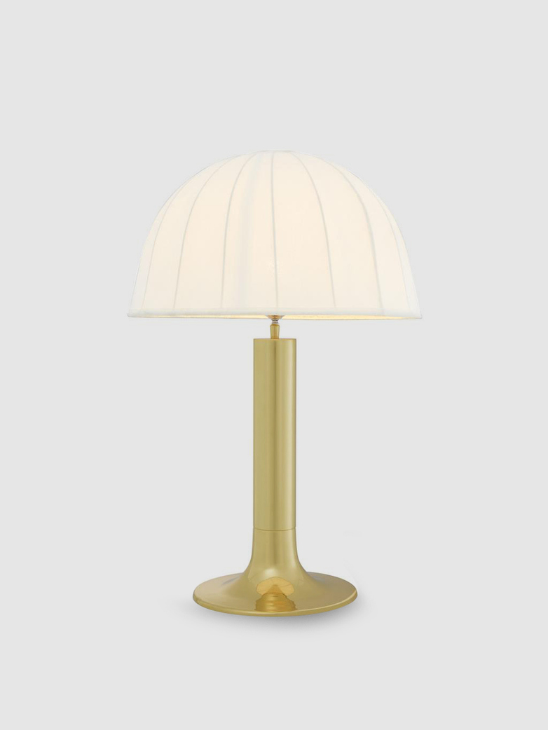 Verona Table Lamp - Brass