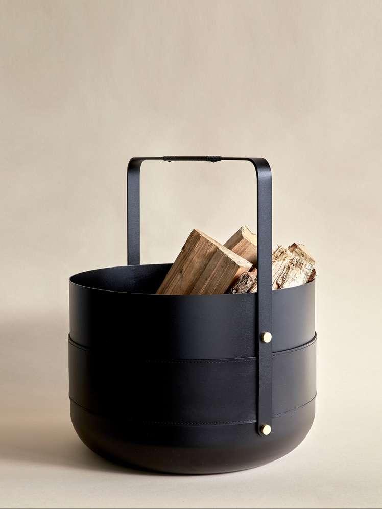 Basket Emma Noir - Artilleriet Exclusive